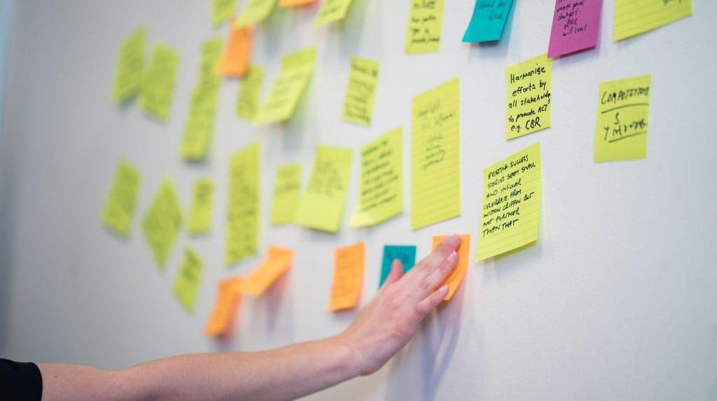 Collaborative Innovation Lab Sticky Notes