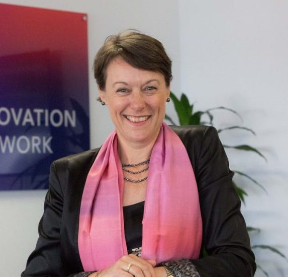 Woman in Innovation: Dr Sarah Pearson