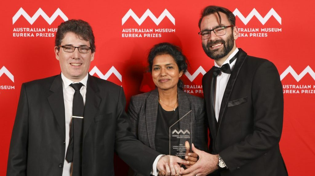 Science prizes australian