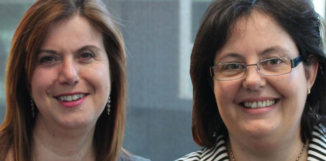 Woman in Innovation: Anna and Candice