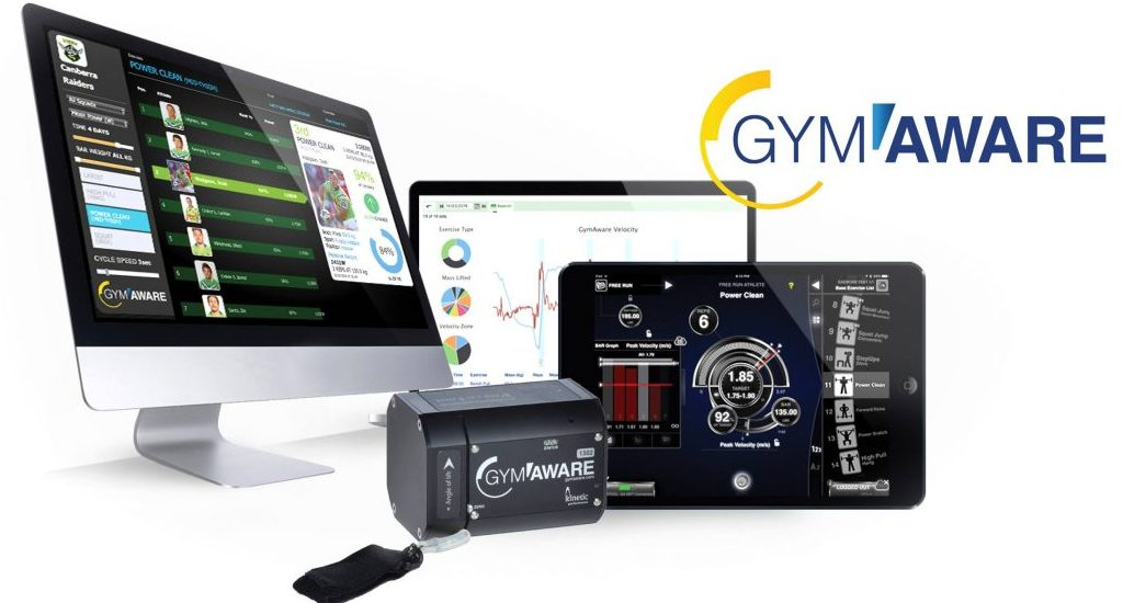 Gymaware products