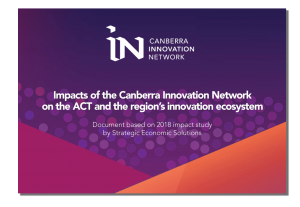 Canberra Innovation Network Impact Report