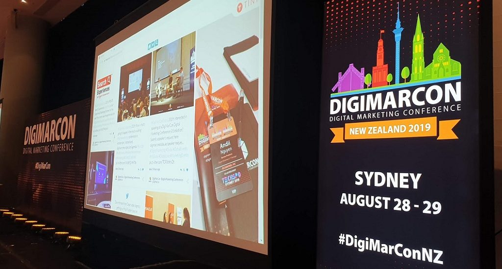 DigiMarCon Sydney