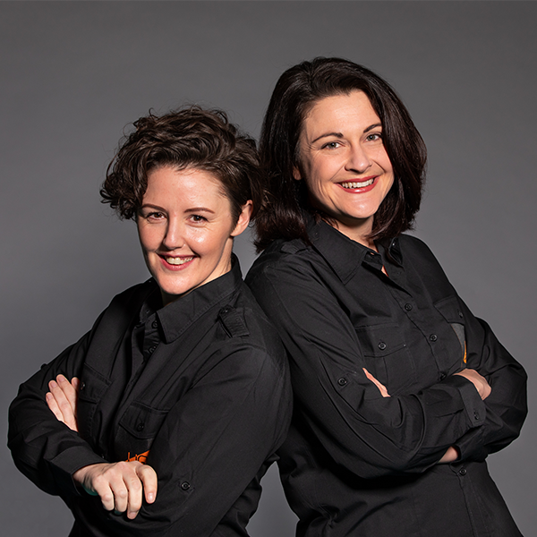 Woman in Innovation: Amy Crawford & Lou Maconachie