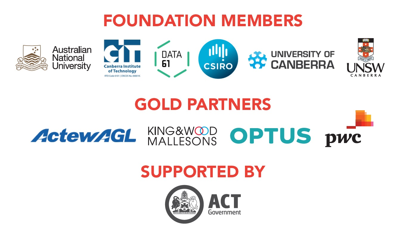 Canberra Innovation Networks Members and Partners
