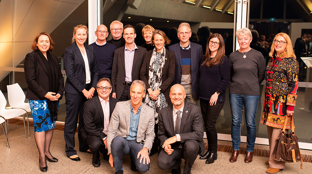 Canberra Innovation Network advisers and board members