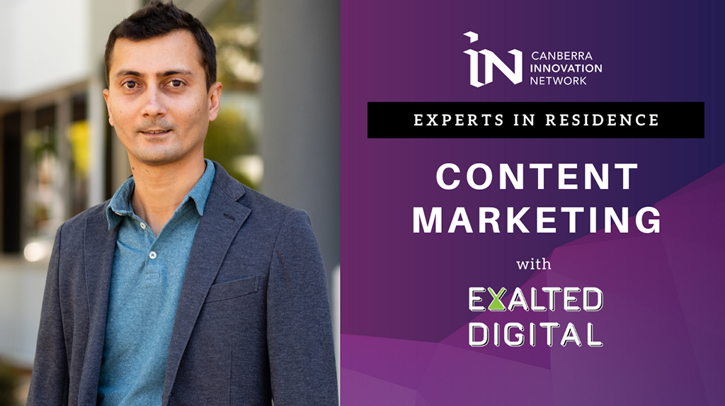 Experts in Residence: Content Marketing with Exalted Digital