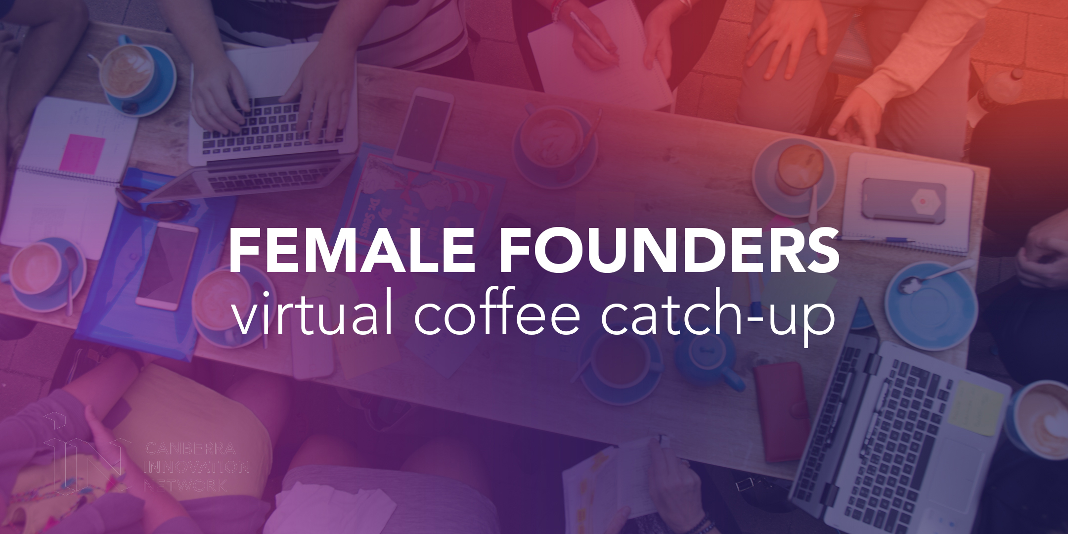 Female Founders Banner
