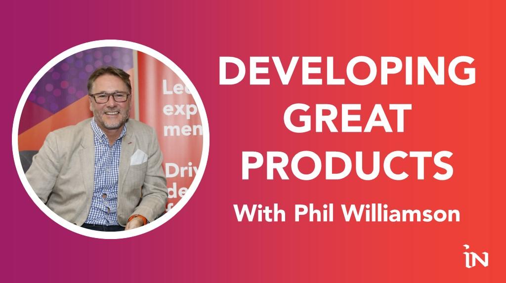 Webinar with Phil Williamson
