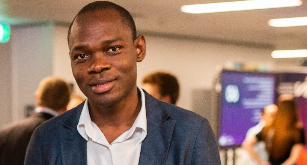 Medvatic Founder and CEO, George MacLean Azumah