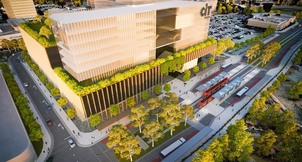CIT Woden campus gets green light