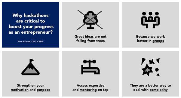 Hackathons Graphic