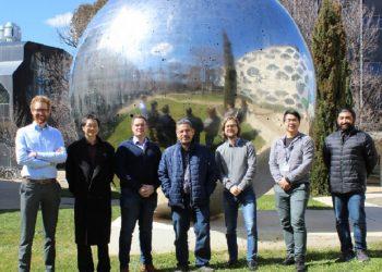 Quantum Brilliance team