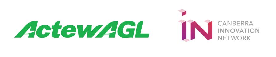 ActewAGL & CBRIN Logo Lockup
