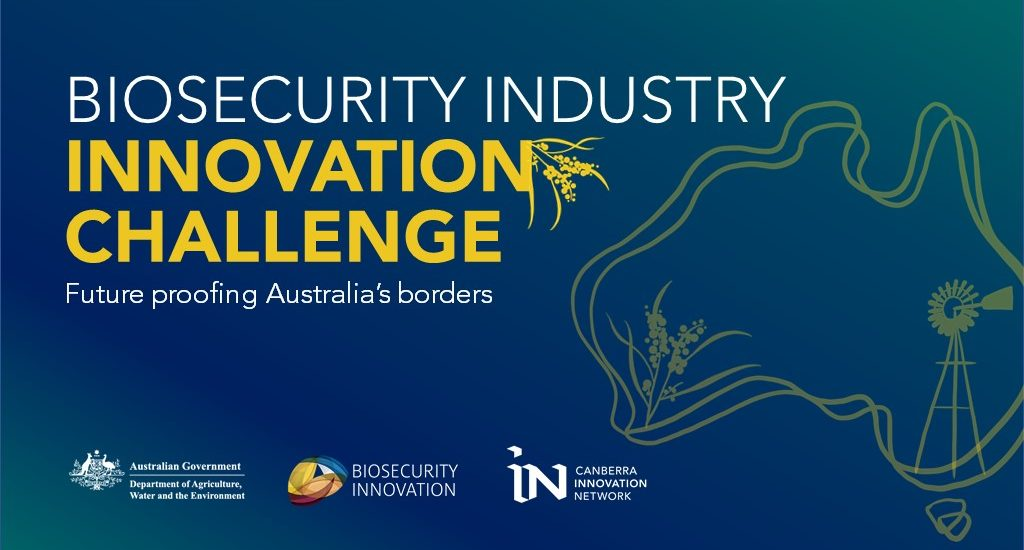 Biosecurity Innovation Challenge - Website Tile