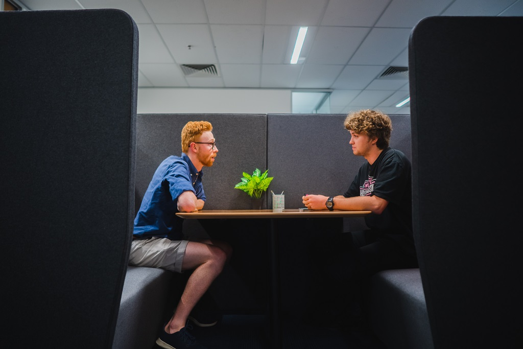 CBRIN Coworking Space Meeting Pod