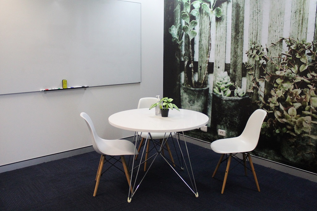 CBRIN Meeting Room - The Jungle