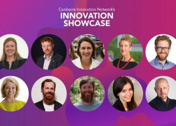 Innovation Showcase 2020 Pitchers