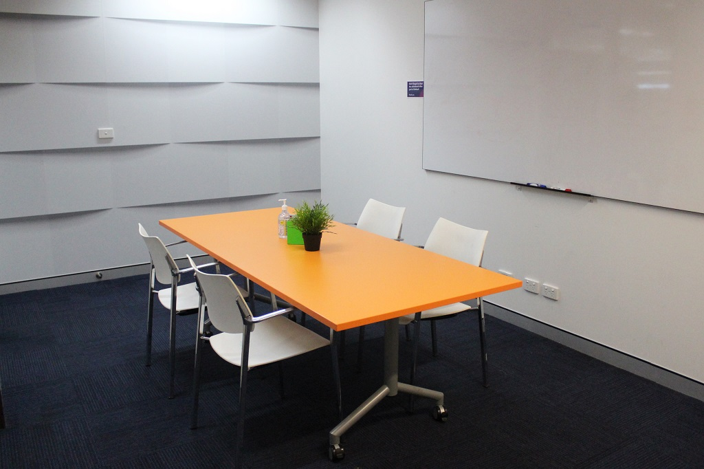 CBRIN Meeting Room - The White Room