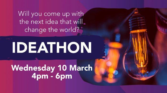 Ideathon Graphic