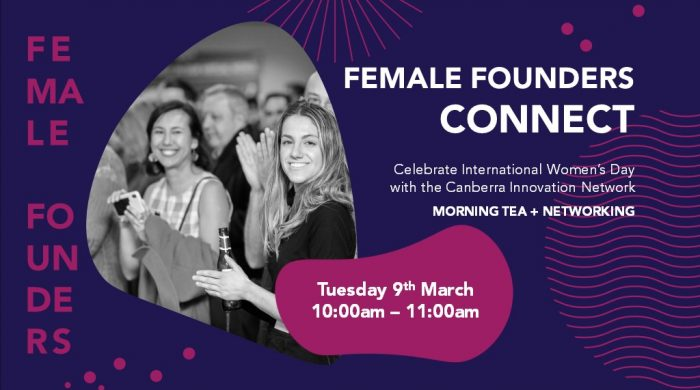 Female Founders Connect 9 March
