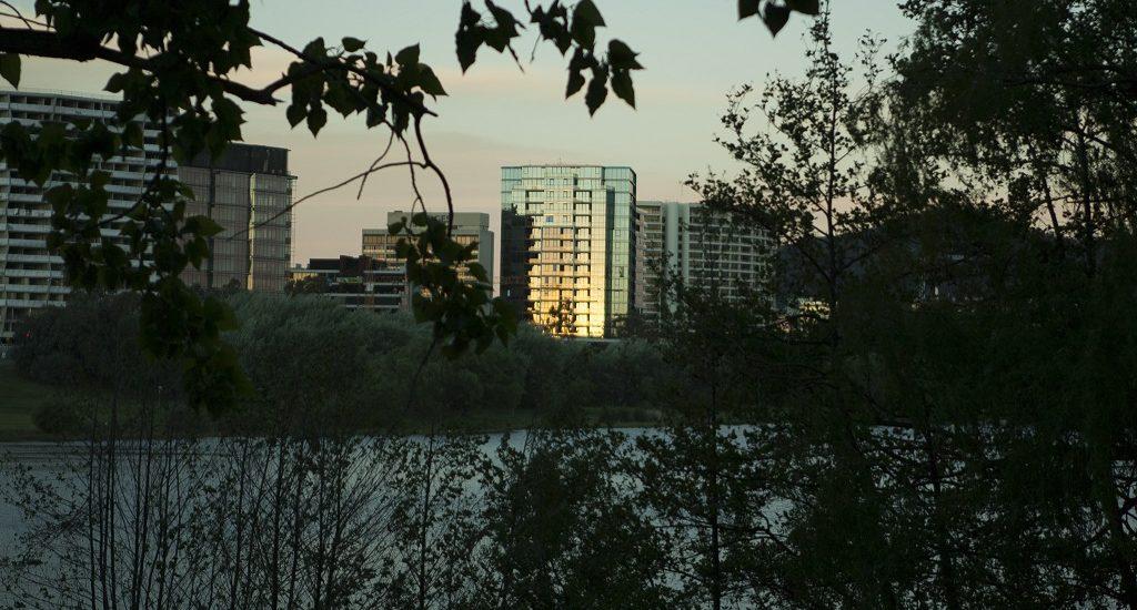 Canberra Cityscape