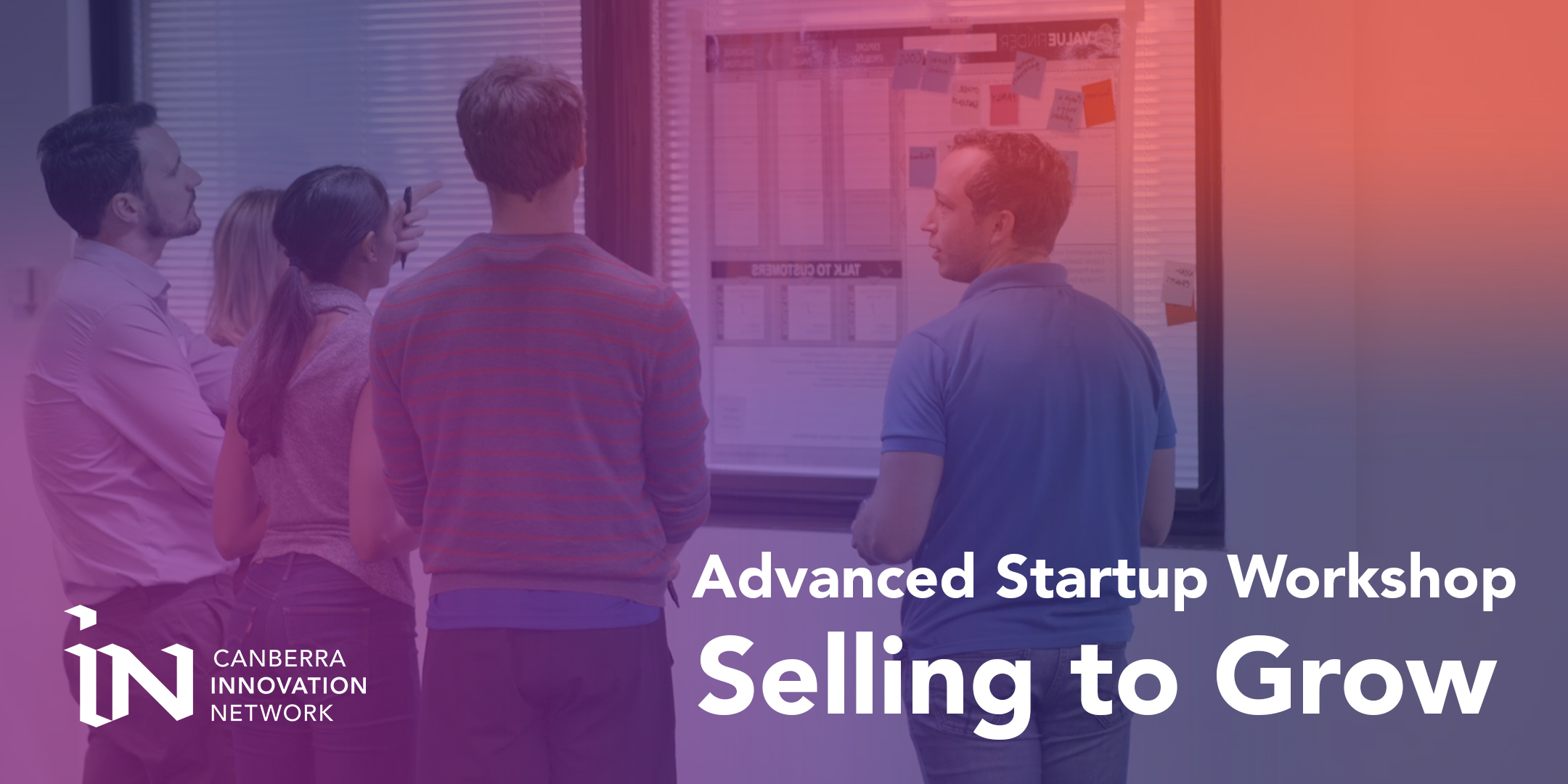 Advanced Startup: Selling to Grow