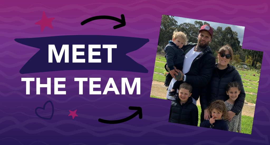 Meet the Team - Hayley Graphic