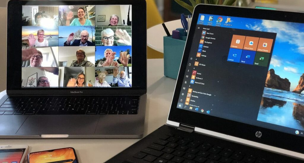 Moving a meeting online can be a good thing