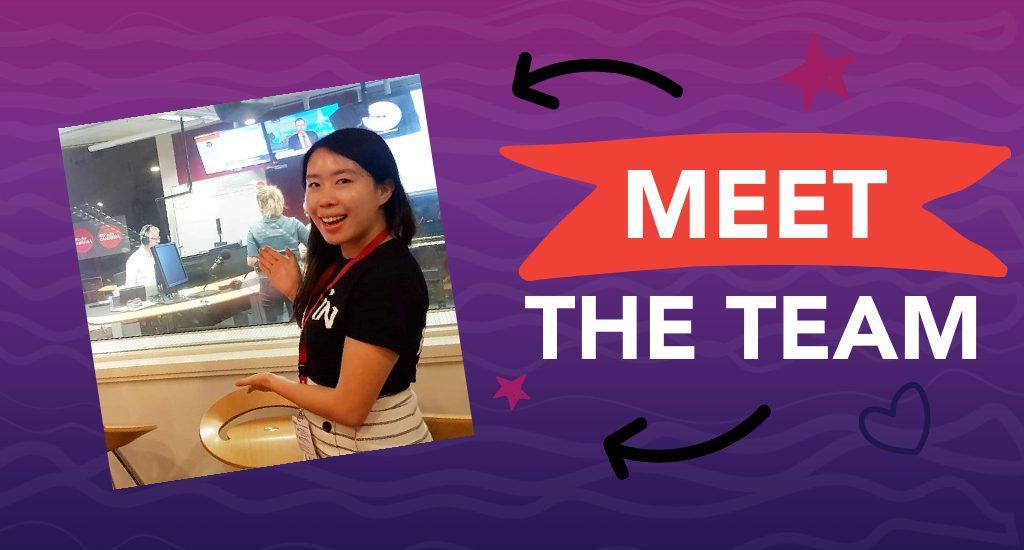 Meet Irene Zhen
