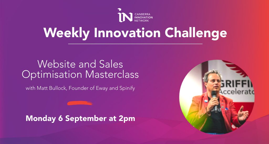 Weekly Innovation Challenge 3