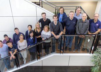 Instaclustr team photo