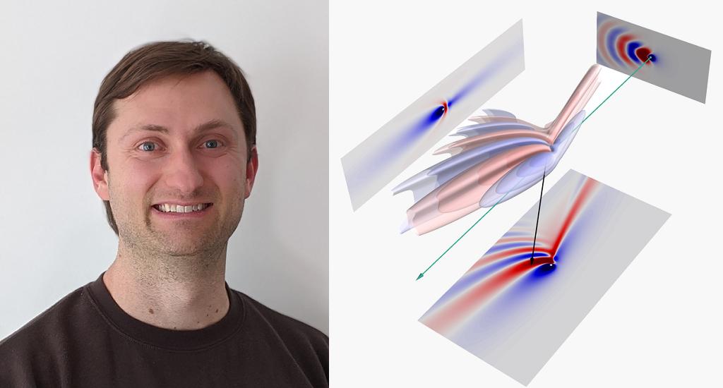 Physicist, engineer and plasma-pundit, Dr. Trevor Lafleur